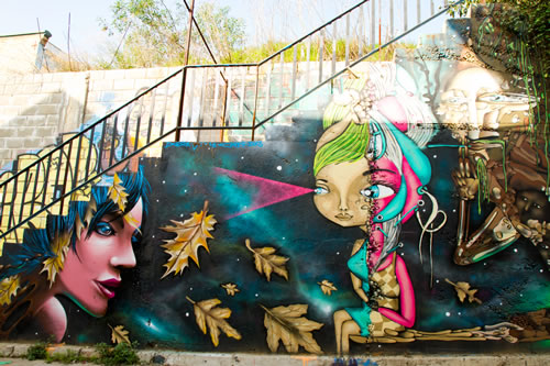 TheRootz - Kultura, street art w The Rootz